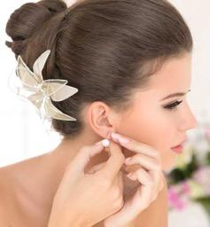۸ گوشواره کلاسیک برای عروس
