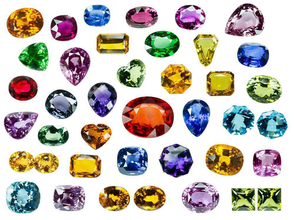 آشنایی با تراش های مختلف سنگ های قیمتی  (قسمت دوم: شکل تراش سنگ)