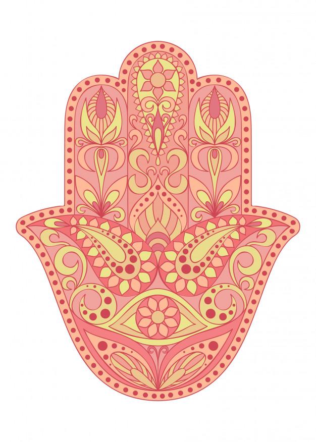 نماد دست فاطیما