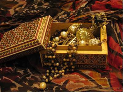 طرح های سنتی زیورآلات ایرانی