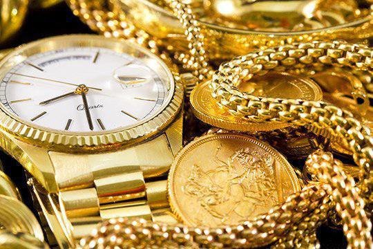 طلا کادویی مردانه