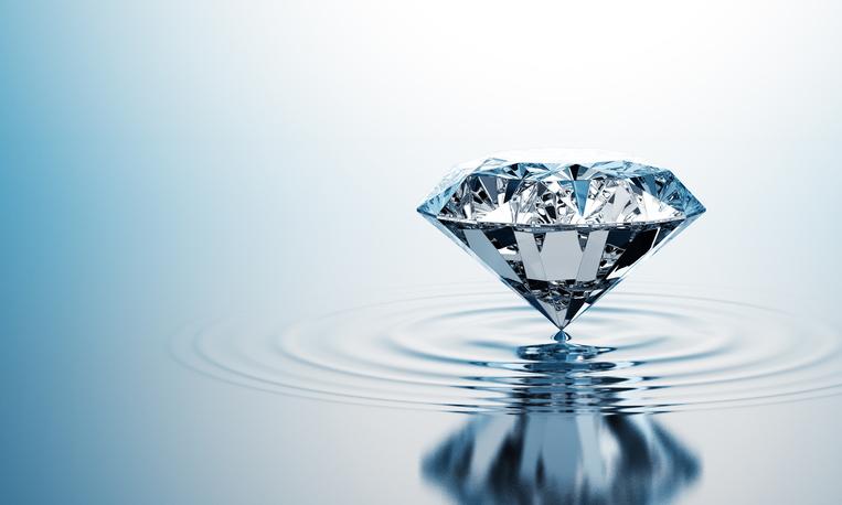 الماس طبیعی