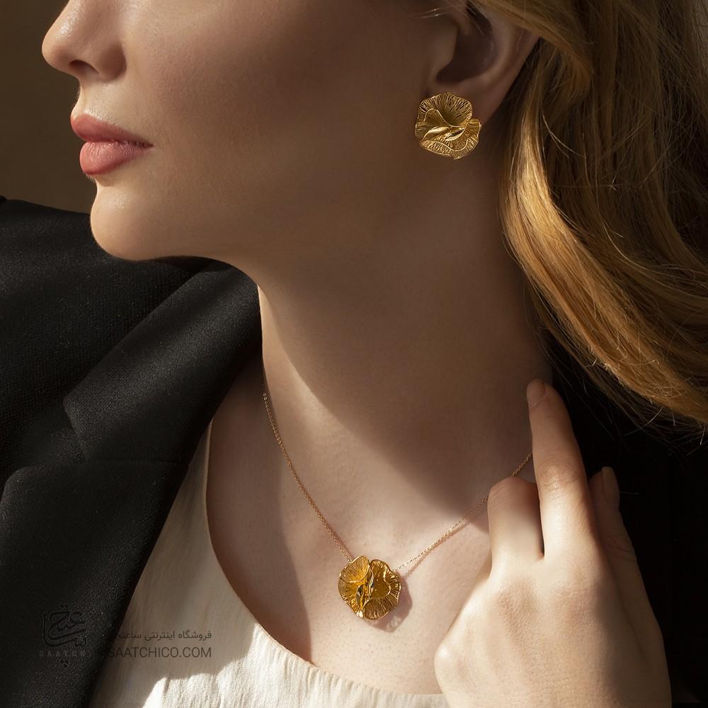 گوشواره طلا از گالری ساعتچی