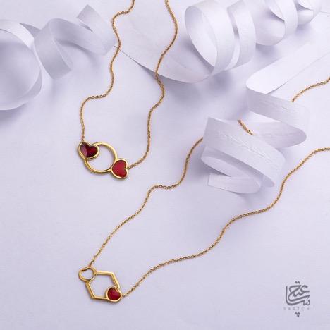 خرید گردنبند طلا زیبا