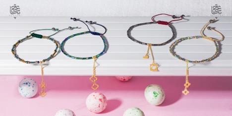 دستبند طلا نوزاد