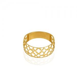 انگشتر طلا زنانه کد cr444