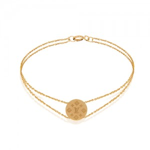 دستبند طلا زنانه کد LB105