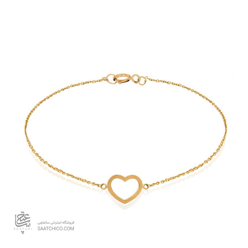 دستبند طلا کد LB107