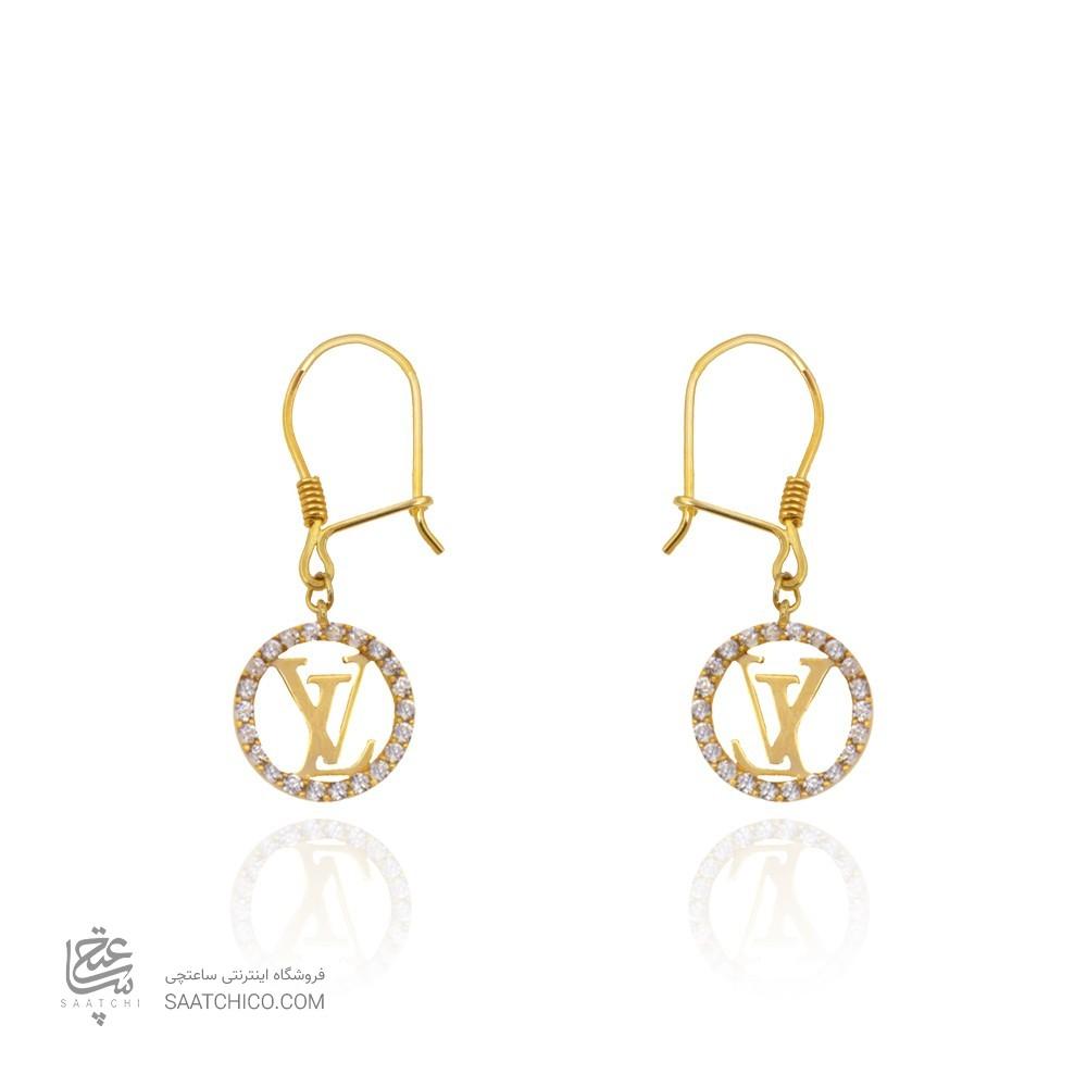 گوشواره طلا زنانه کد CE356