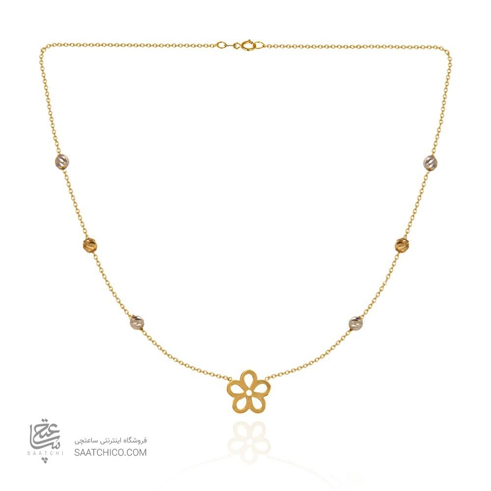 گردنبند طلا کد CN400