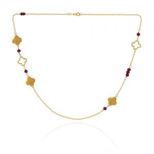 گردنبند طلا کد CN405