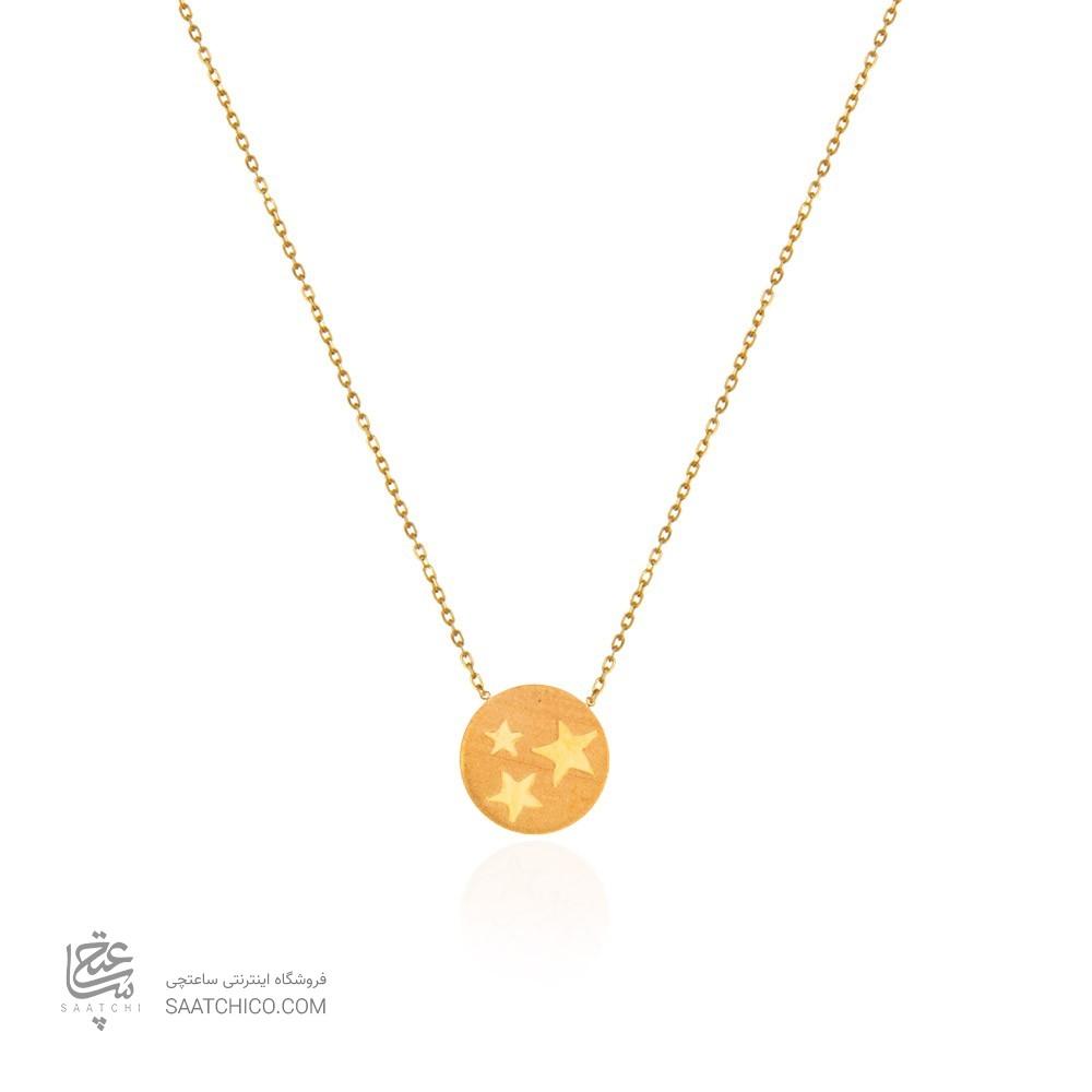 گردنبند طلا کد ln847