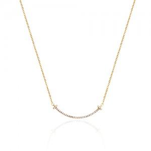 گردنبند طلا زنانه کد CN401