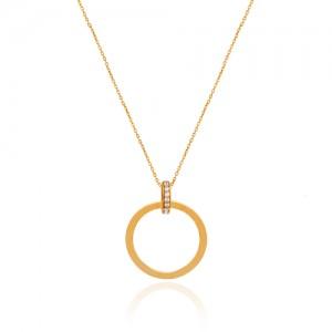 گردنبند طلا کد CN415