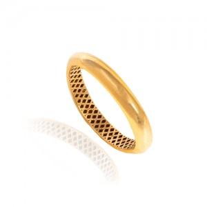 انگشتر طلا کد cr307