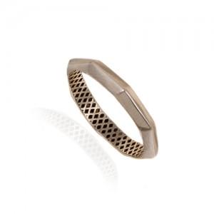 انگشتر طلا کد cr332