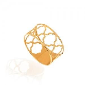 انگشتر طلا کد CR469