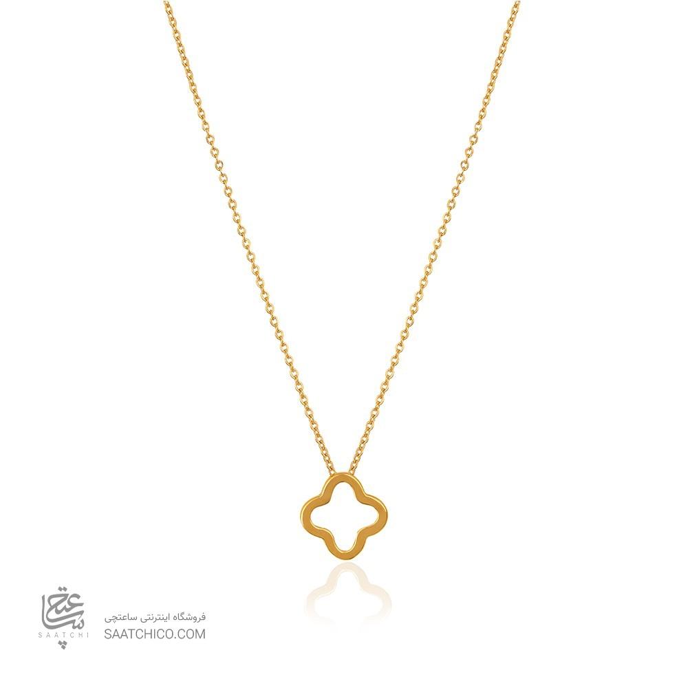 گردنبند طلا کد CN430