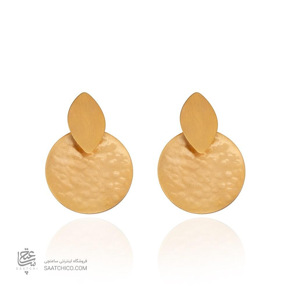 گوشواره دست ساز طلا کد CE374