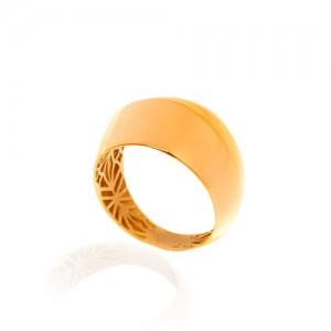 انگشتر طلا زنانه کد CR408