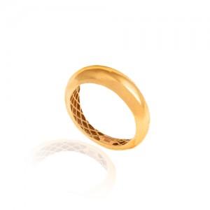 انگشتر طلا زنانه کد CR366
