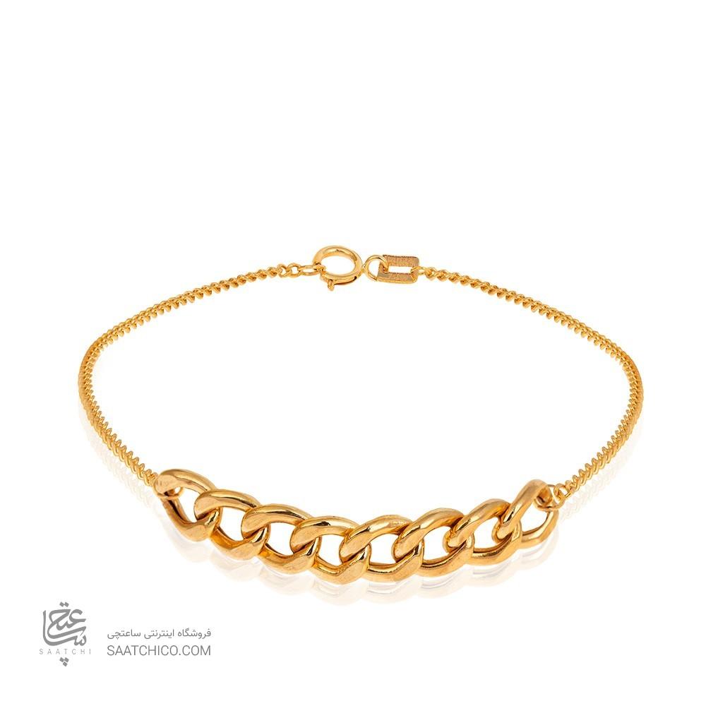 دستبند طلا زنانه کارتیه کد CB416