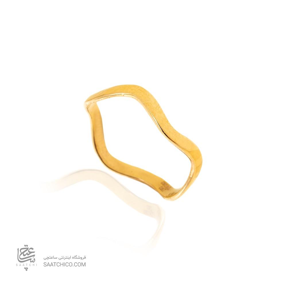 انگشتر طلا کد CR499