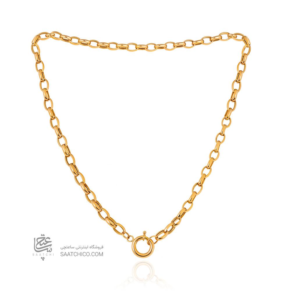 گردنبند طلا کد CN641