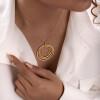 گردنبند طلا طرح دیوید یورمن کد CN469