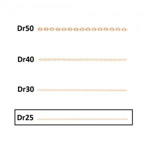 زنجیر خیلی نازک
