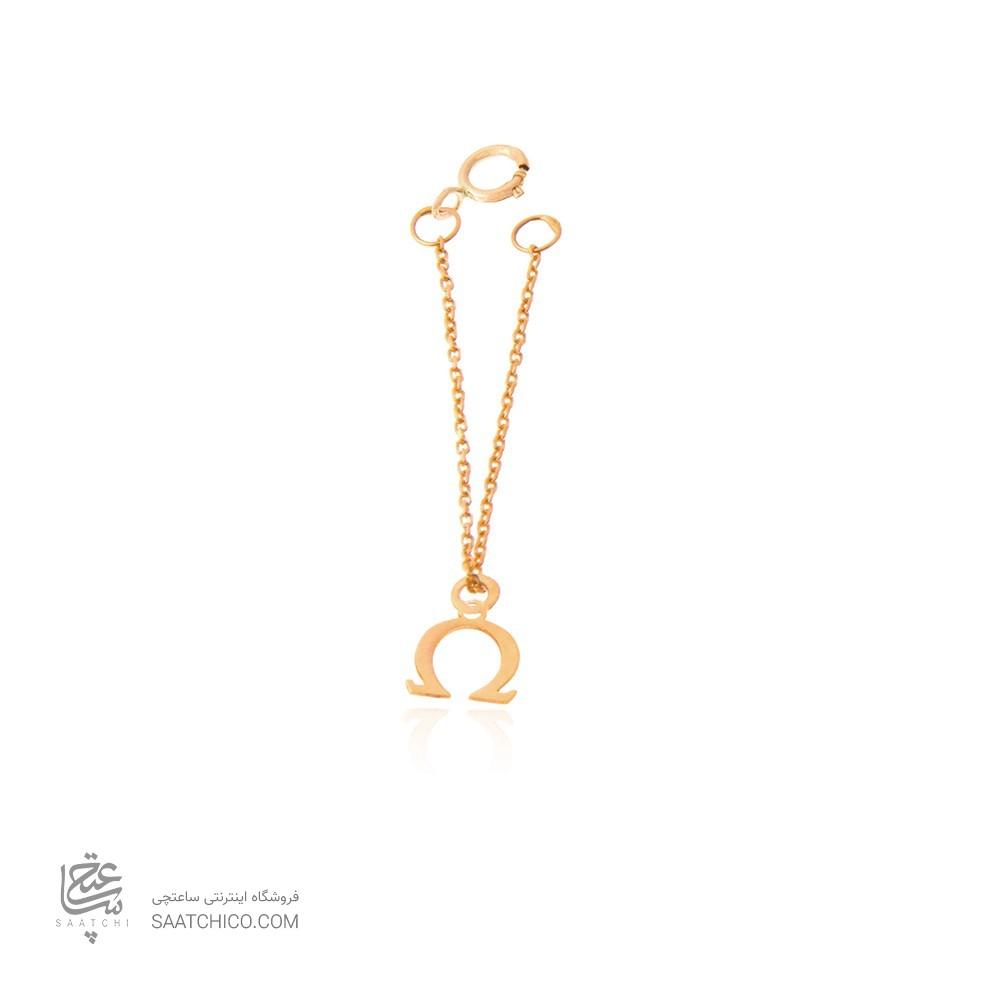 آویز ساعت طلا زنانه کد WP302
